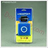 Внешний аккумулятор на 2400 mah от PISEN для Sony PSP 2000 3000 - цвет синий